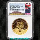 The Kimberley Sunrise 2016 2oz Gold Proof High Relief Coin PF70