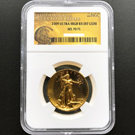 2009 American Double Eagle Ultra High Relief Gold Coin NGC MS70 PL